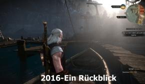 Mein Gaming-Rückblick 2016